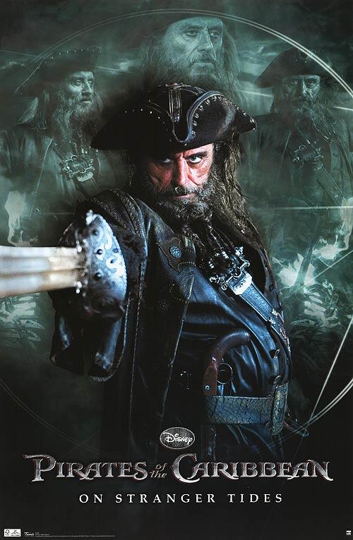 Пираты Карибского моря 4: На странных берегах смотреть онлайн бесплатно в хорошем качестве HD 720