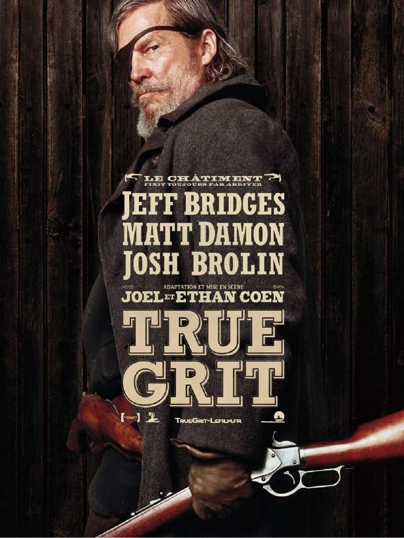 Смотреть фильм онлайн Железная хватка / True Grit (2010)