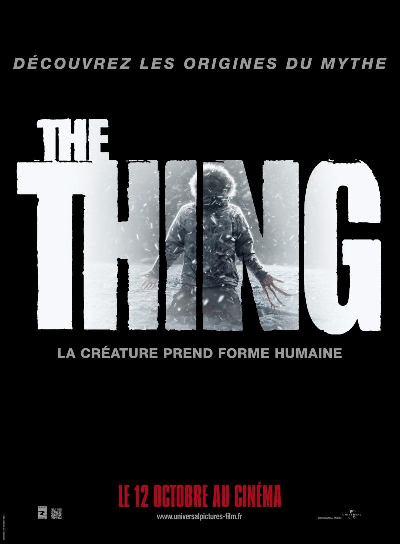 Смотреть фильм онлайн Нечто / The Thing (2011)