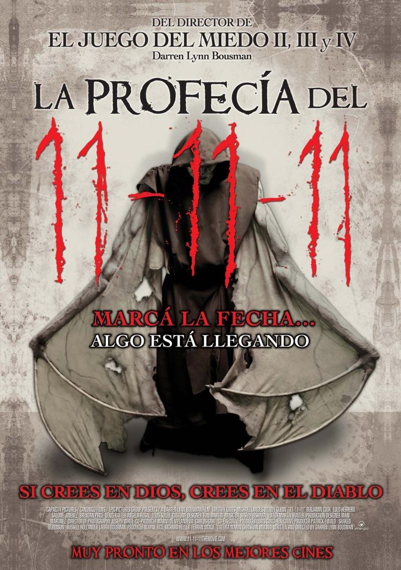 Смотреть фильм онлайн 11-11-11 / 11 11 11 (Одиннадцать одиннадцать одиннадцать) (2011)