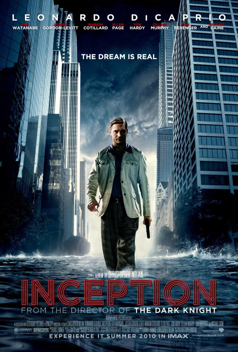 Смотреть фильм онлайн Начало / Inception (2010)