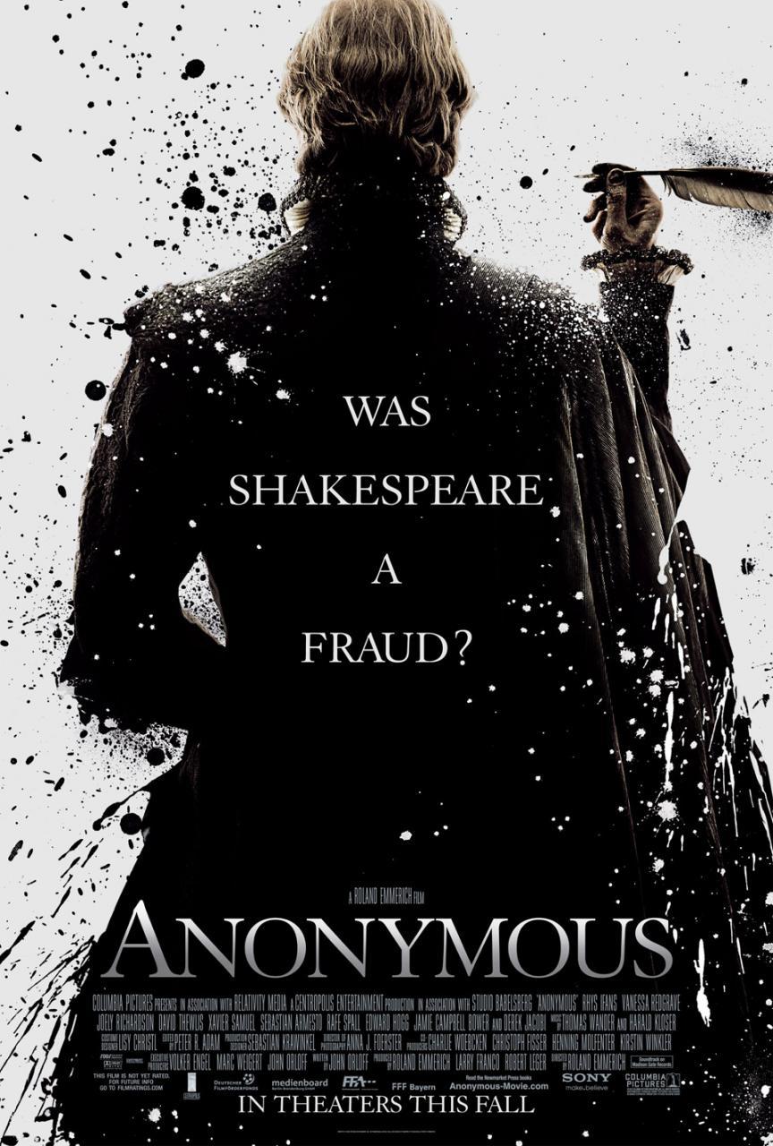 Аноним смотреть онлайн бесплатно в хорошем качестве