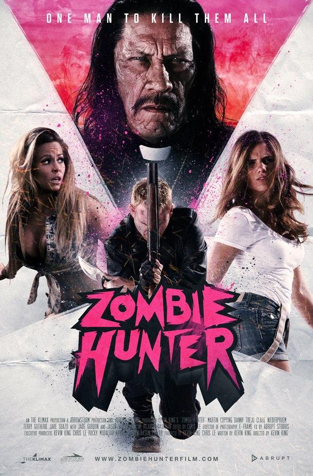 Охотник на зомби смотреть онлайн бесплатно в хорошем качестве HD 720