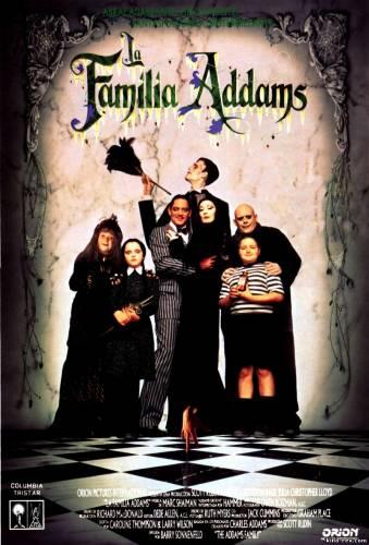Семейка Адамс смотреть онлайн бесплатно в хорошем качестве HD 720
