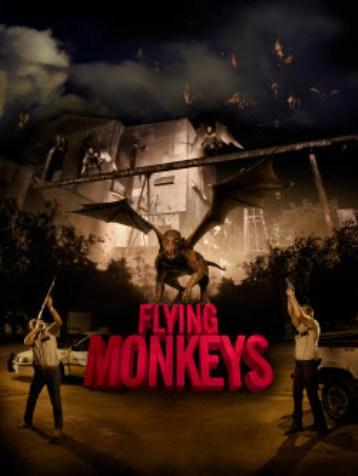 Летучие обезьяны смотреть онлайн