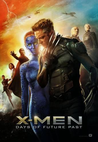 Люди Икс: Дни минувшего будущего смотреть онлайн в хорошем качестве HD 720