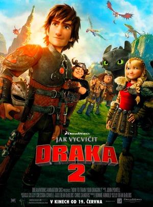 Как приручить дракона 2 смотреть онлайн в хорошем качестве HD 720