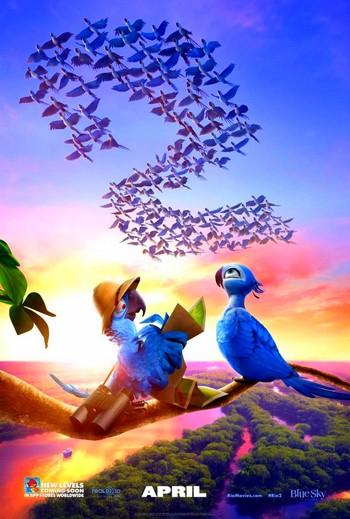 Рио 2 смотреть мультфильм онлайн бесплатно в хорошем качестве HD 720