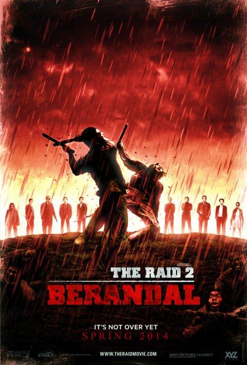 Рейд 2 смотреть фильм онлайн бесплатно в хорошем качестве HD 720