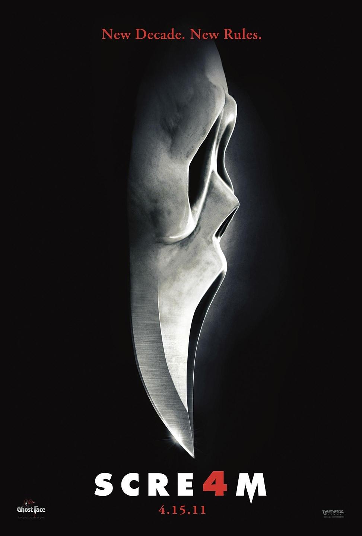 Смотреть фильм онлайн: Крик 4 / Scream 4 (2011)