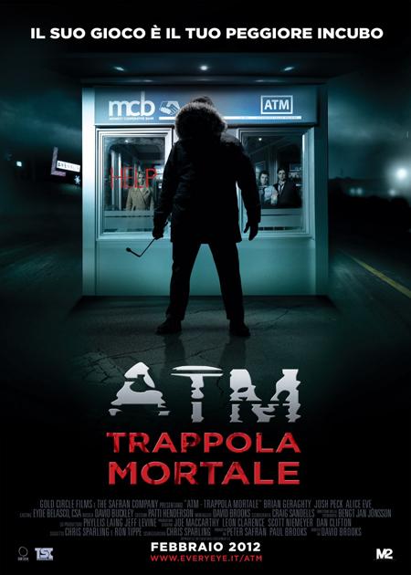 Смотреть фильм онлайн Банкомат / ATM (2012)