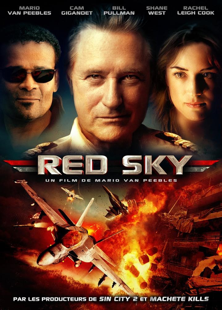Красное небо смотреть онлайн бесплатно в хорошем качестве HD 720