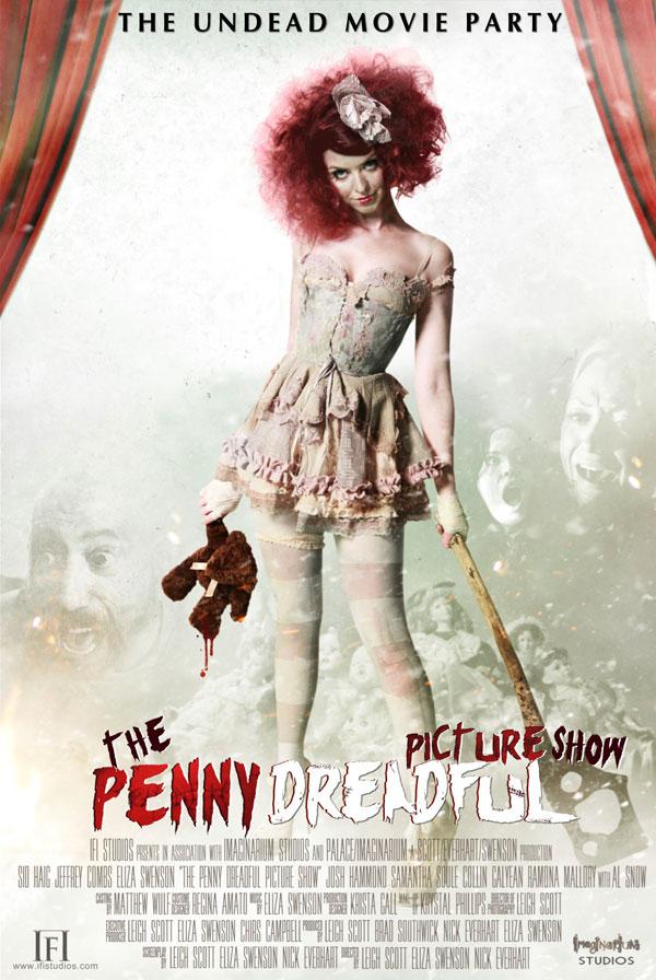 Кинотеатр Пени Ужасной смотреть онлайн бесплатно в хорошем качестве HD 720