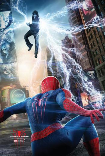 Новый Человек-паук 2 смотреть онлайн бесплатно в качестве HD 720