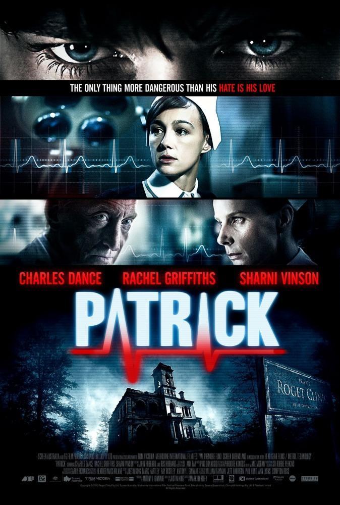 Патрик смотреть онлайн бесплатно в хорошем качестве HD 720