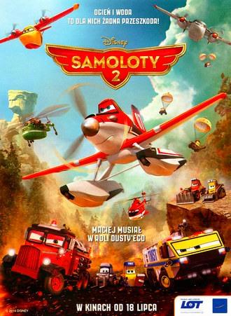 Самолеты 2: Огонь и вода смотреть онлайн бесплатно в хорошем качестве HD 720