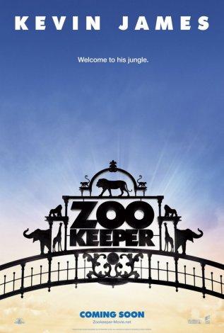 Смотреть фильм онлайн: Хранитель зоопарка / Zoo Keeper (2011)