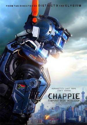 Робот по имени Чаппи смотреть онлайн бесплатно в качестве HD 720