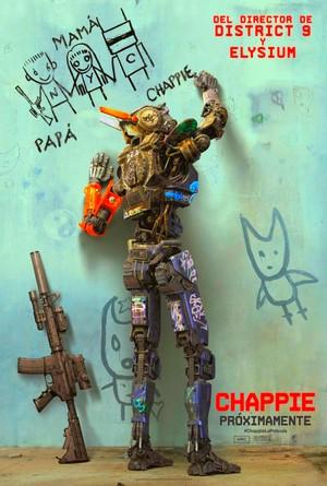 Робот по имени Чаппи смотреть онлайн бесплатно в хорошем качестве в HD 720