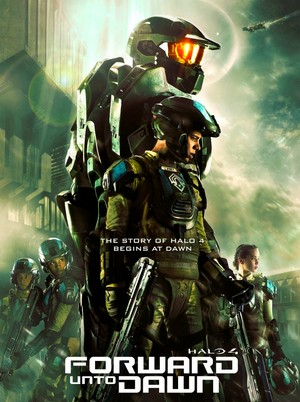 Halo 4: Идущий к рассвету смотреть онлайн бесплатно в качестве HD 720