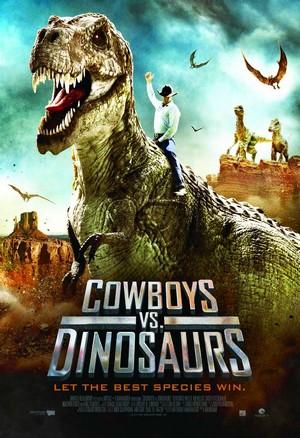 Ковбои против динозавров смотреть онлайн бесплатно в качестве HD 720