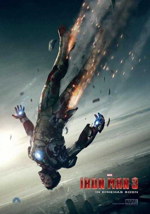 Фильм Железный человек 3 (2013) Iron Man 3 смотреть онлайн