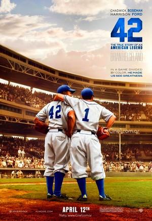 Фильм 42 смотреть онлайн бесплатно в хорошем качестве в HD 720