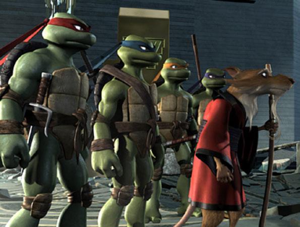 Майкл Бэй ставит над Черепахами эксперимент